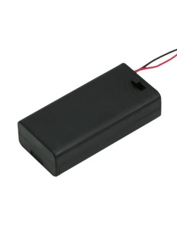 Držiak batérií  2xAA s...